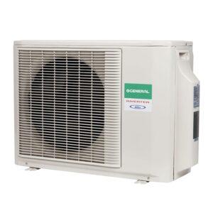 Warmtepomp luchtverwarming